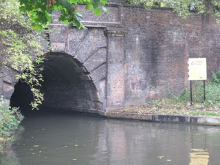 From the towpath again