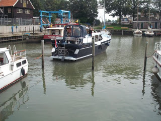 Holland waterway cruise – Marinas, harbours and moorings – part 1