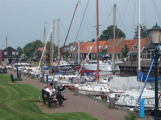 Holland waterway cruise – Marinas, harbours and moorings – part 2