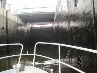 Holland waterway cruise – Bridges and Locks Part 2