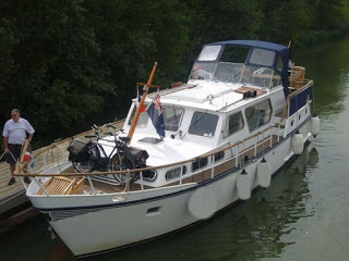 Holland Waterway Cruise – The search for our own boat.