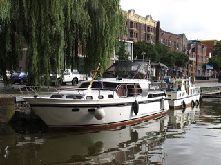 North Holland waterway cruise Part 1 – Meppel to Groningen