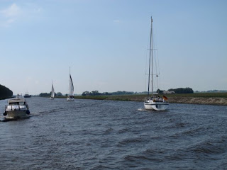 North Netherlands cruise Part 2 – Groningen, Eeemskanaal and Appingedam