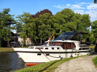 North Netherlands Cruise Part 4 – Friesland – Dokkum to Leeuwarden