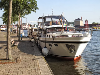North Netherlands Cruise Part 6 – Friesland – Our stay in Sneek