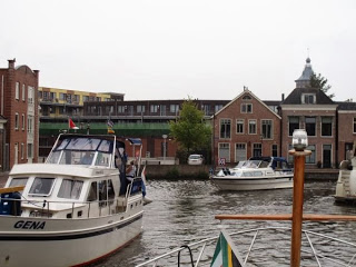 North Netherlands cruise Part 7 – Sneek to Lemmer
