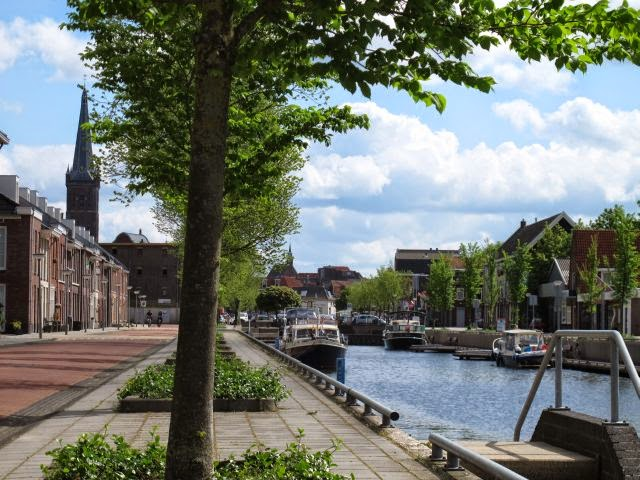 Netherlands waterways cruise – Sojourn in Steenwijk