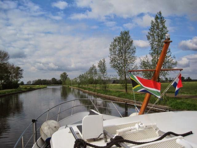 Steenwijk to Zwartsluis via Blokzijl – Part 1