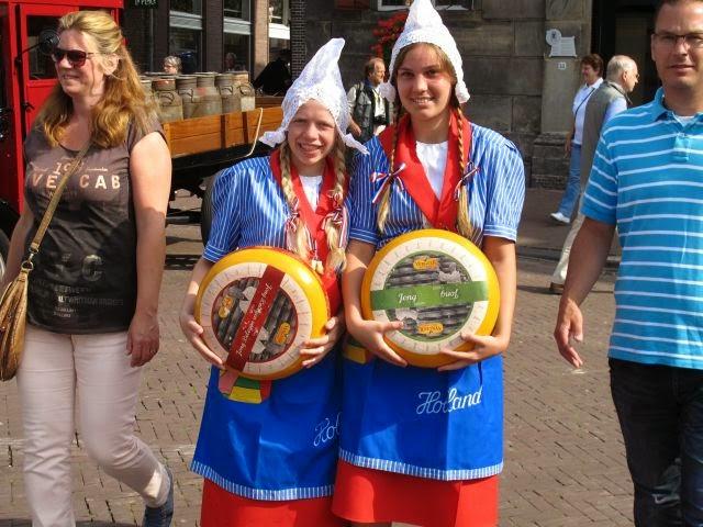Netherlands waterway cruise – Alphen aan der Rijn to Gouda