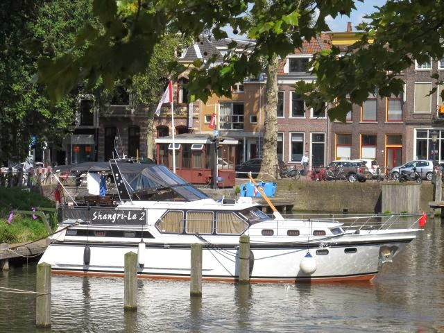Netherlands Waterway cruise – Utrecht