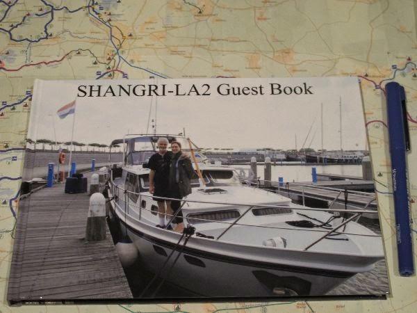 Shangri La cruising update