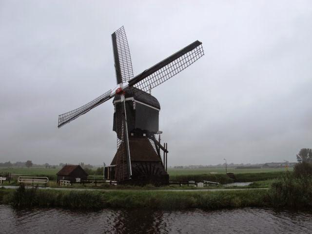 Netherlands Inland waterway trip – Vianen to Gorinchem