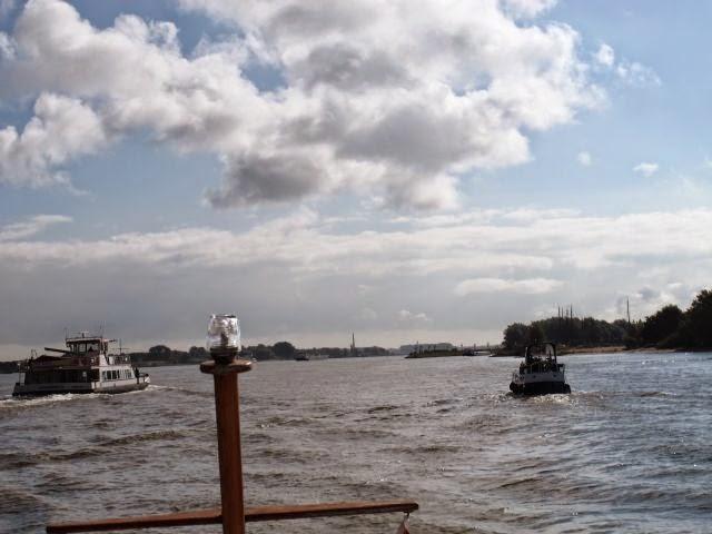 Netherlands inland waterway trip – Gorinchem to s'Hertogenbosch
