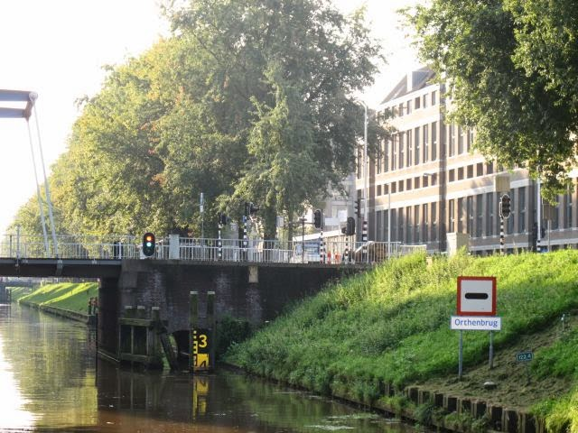 Netherlands waterway cruise – s Hertogenbosch to Veghel