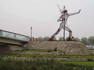 Netherlands inland waterway trip – Venlo