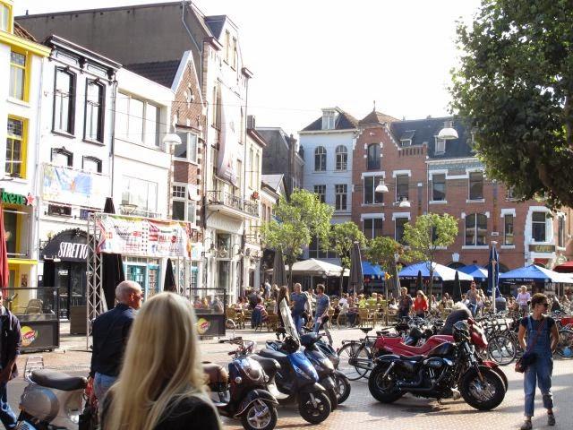 Netherlands inland waterway trip – Nijmegen
