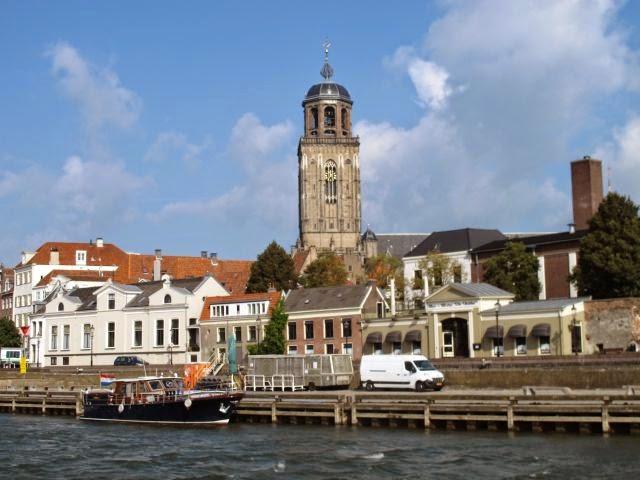 Netherlands inland waterway trip – Full circle – back to Zwartsluis