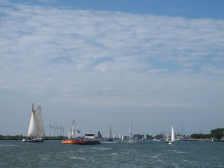 2015 European waterway cruise – Netherlands – Enkhuizen to Alkmaar
