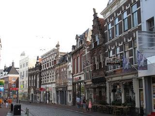 2015 European waterway cruise – Netherlands – Utrecht to Dordrecht via Schoonhoven