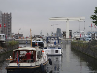 2015 European waterway cruise – Belgium – Antwerp towards Liege via Turnhout