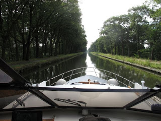 2015 European waterway cruise – Belgium – Turnhout to Liege – Locks and bridges