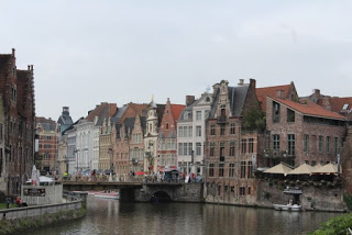 2015 European waterway cruise – Belgium – Ghent