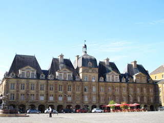 2015 European waterway cruise – Charleville-Mezieres
