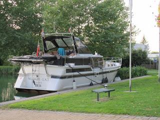 2015 European waterway trip – Canal de la Marne au Rhin – Part 1