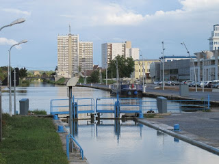 2015 European waterway trip – Canal de la Marne a la Saone Part 1