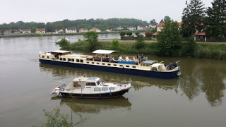 On the French Waterways – Repairs and preparation