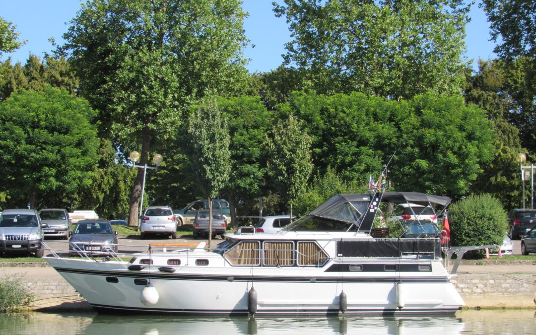 French Waterways – Canal du Rhone au Rijn