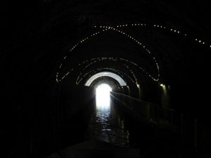 Thoraise tunnel