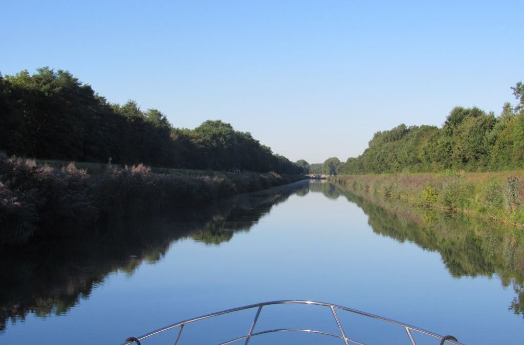 Barging in France – River Saone – Chalon-sur-Saone