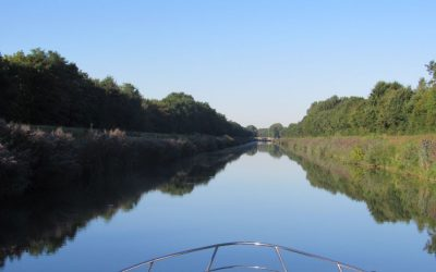 Barging in France – River Saone – Chalon-sur-Saone