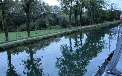 French Inland Waterway Cruising – Reflections on 2016