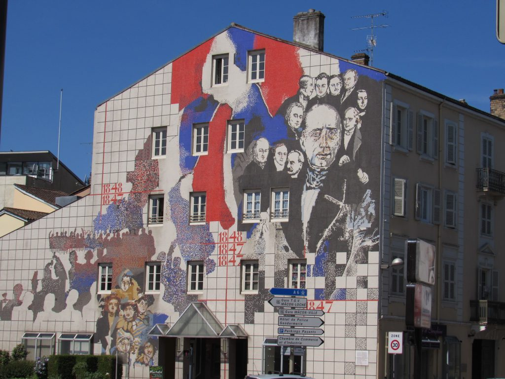 Mural at Macon