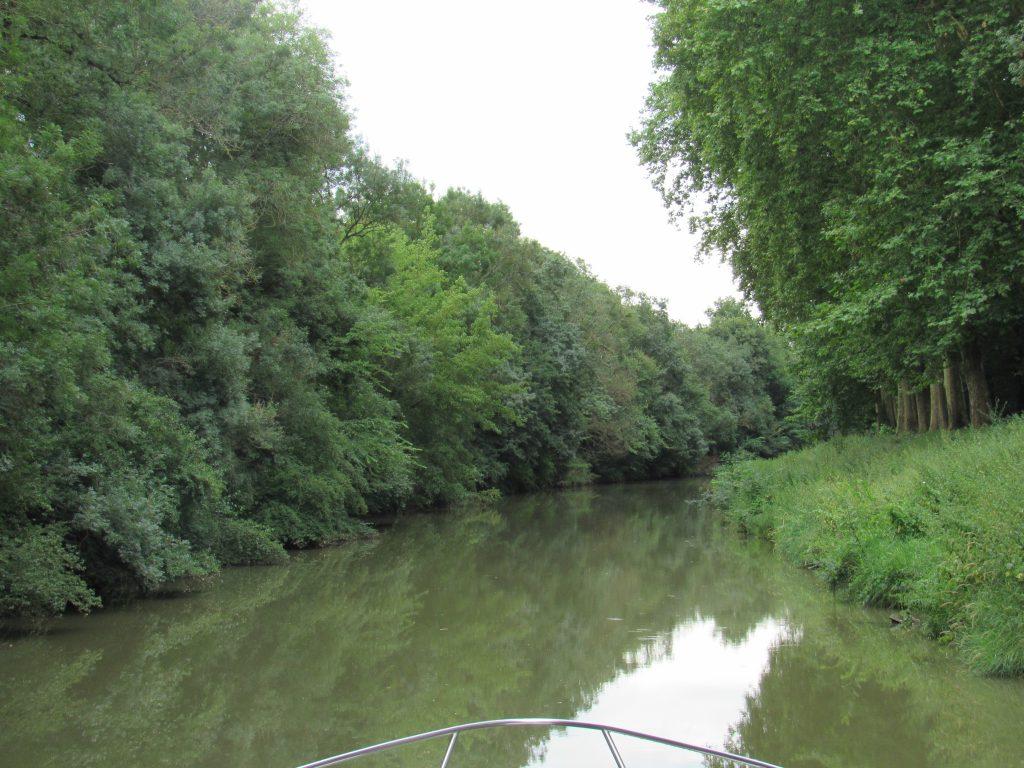 Canal Pont de Vaux
