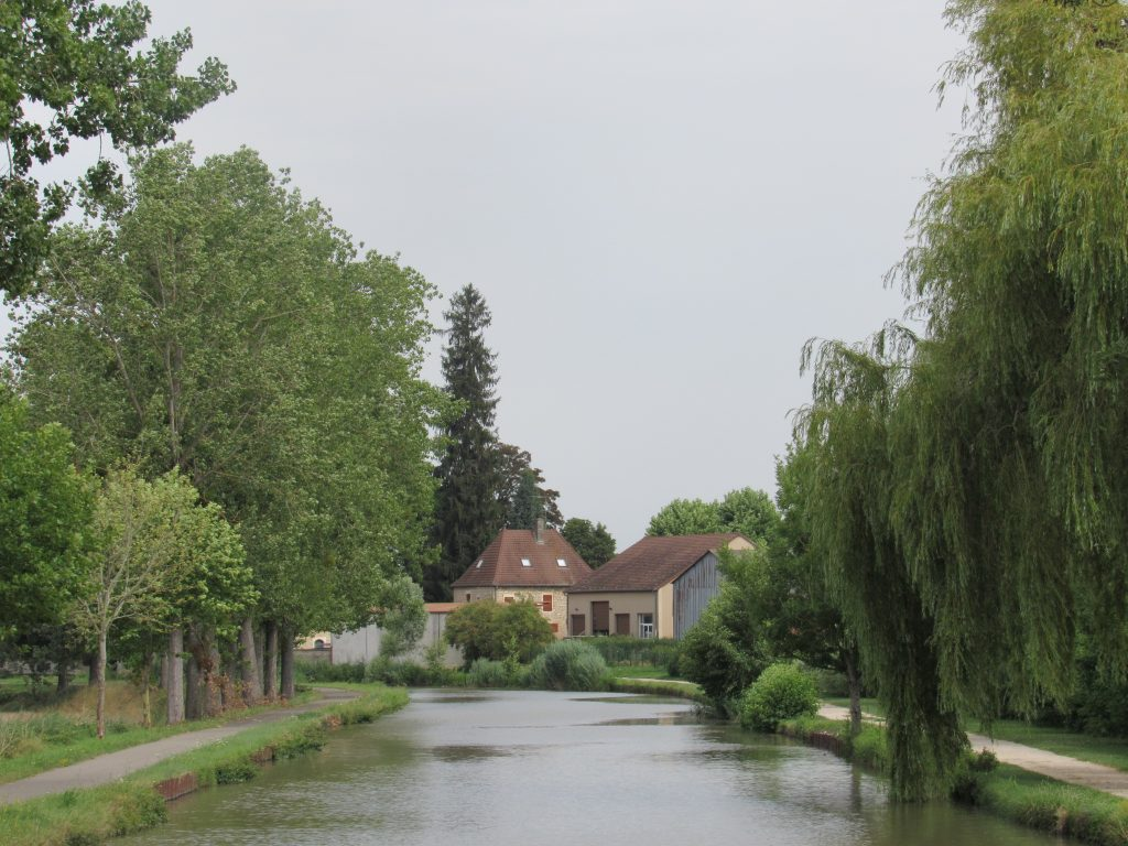 On Canal du Centre
