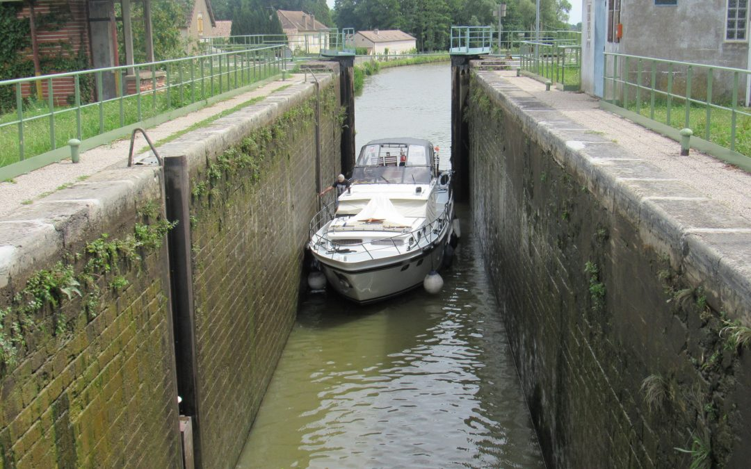 Canal du Centre  – Chalon-sur-Saone to Chagny
