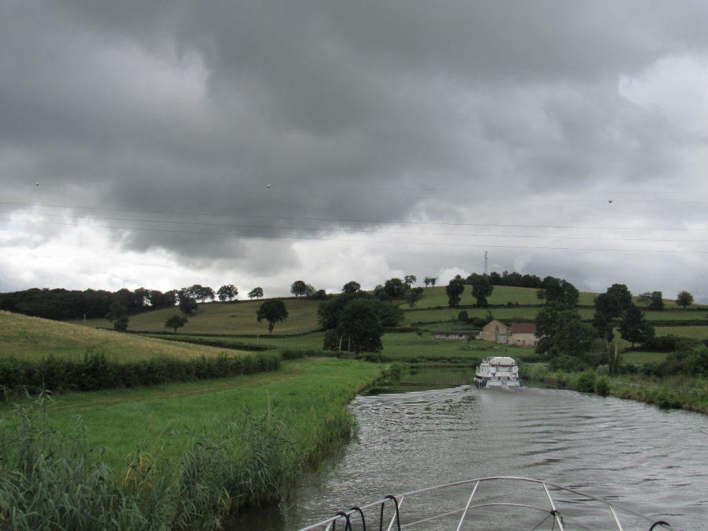 Canal du Centre - Montchanin to Montceau-les-Mines