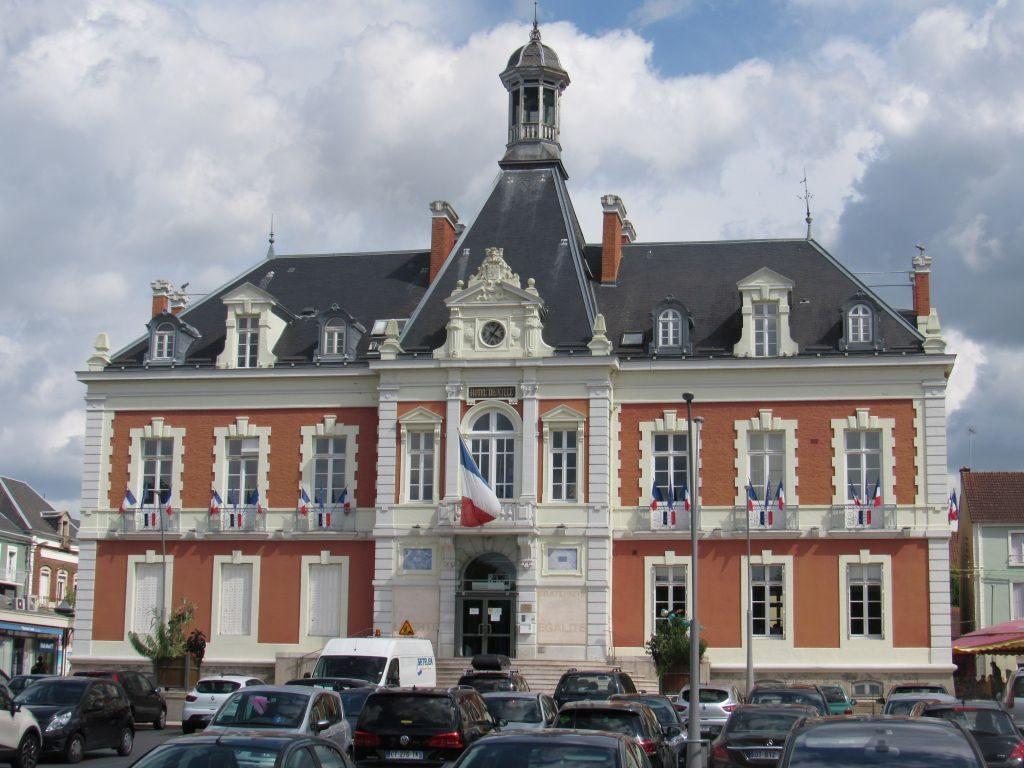 Hotel d'ville - Montceau-les-Mines