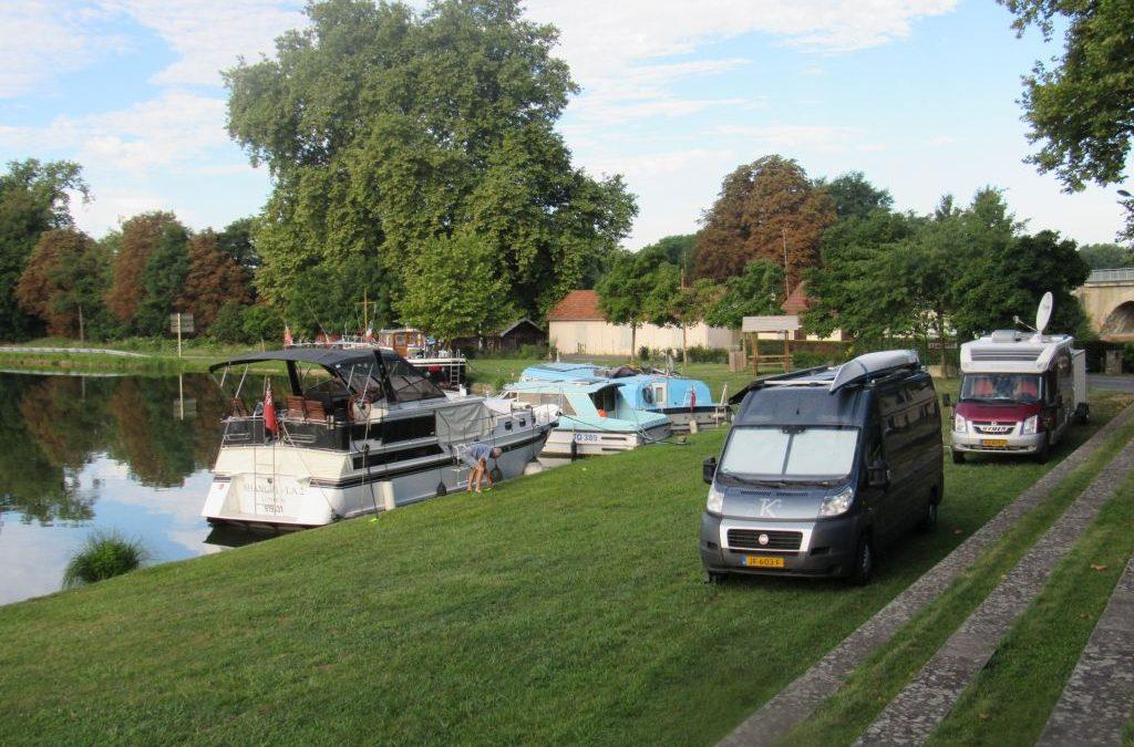 Canal du Centre – Genelard