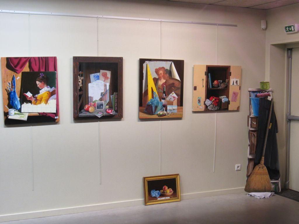 Genelard - JP CHAILLOU art exhibition