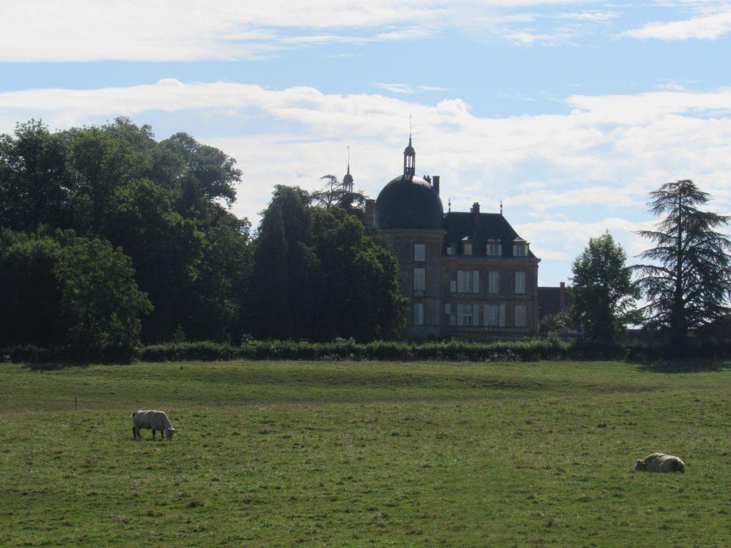 Chateau de Digoin