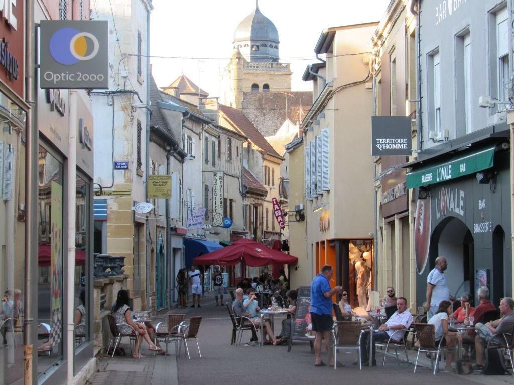 Paray-le- Monial