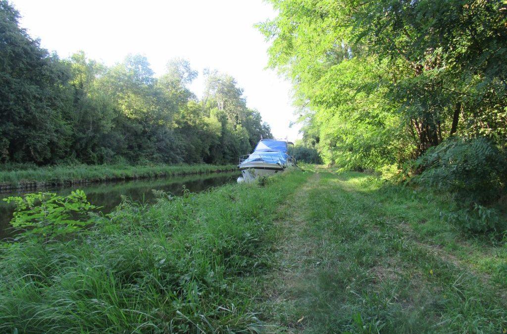 Canal de Roanne a Digoin