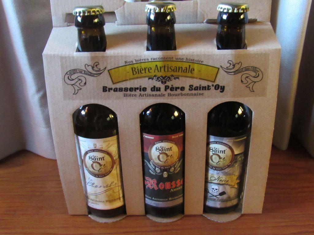 La Saint artisan beers