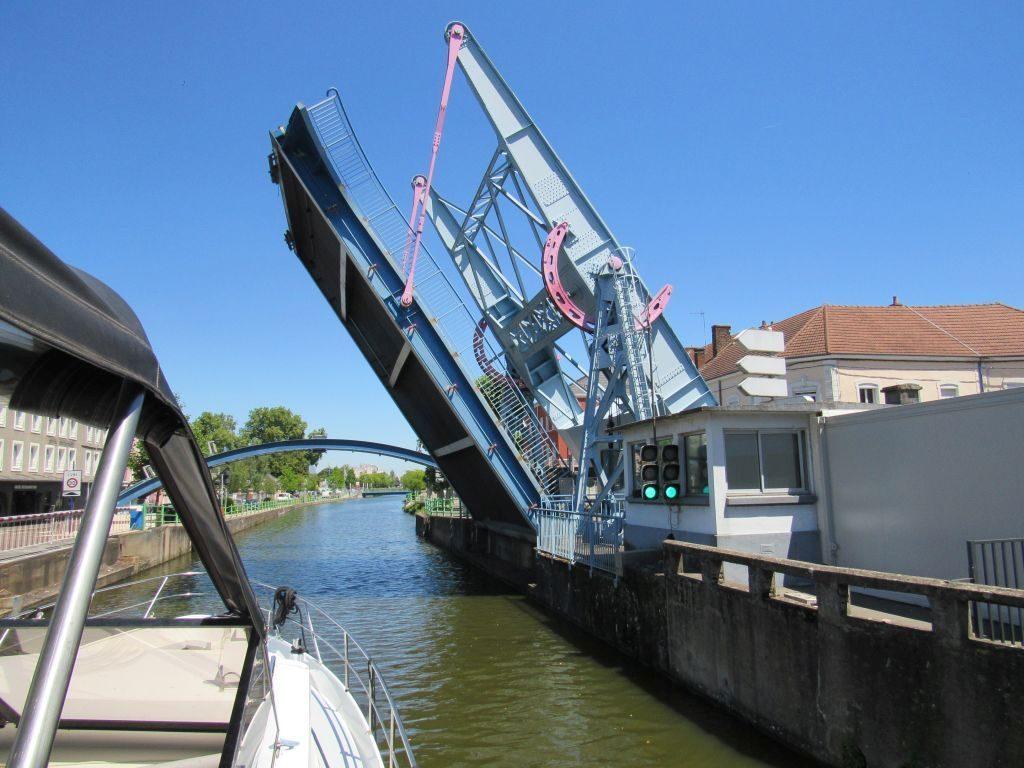 Montceau-les-Mine bridge
