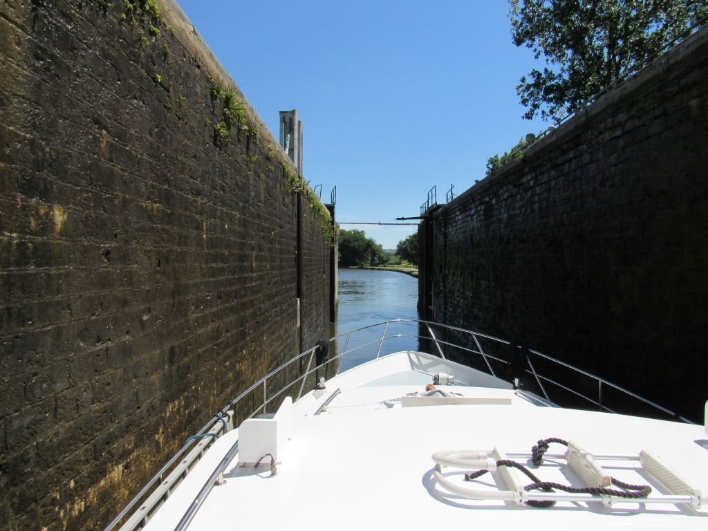Deep lock on the du Centre