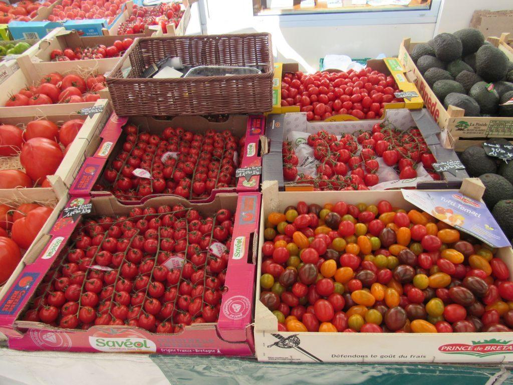 More Chagny market